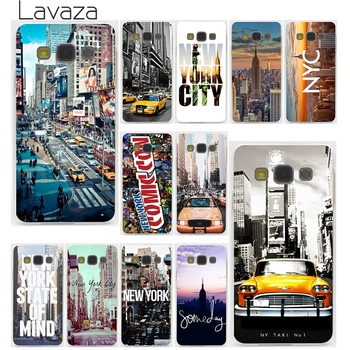 Lavaza New York Times Square Taksi Sert samsung Galaxy A3 A5 A7 A8 2016 2017 2018 Not 8 5 4 3 2 Grand Başbakan 2